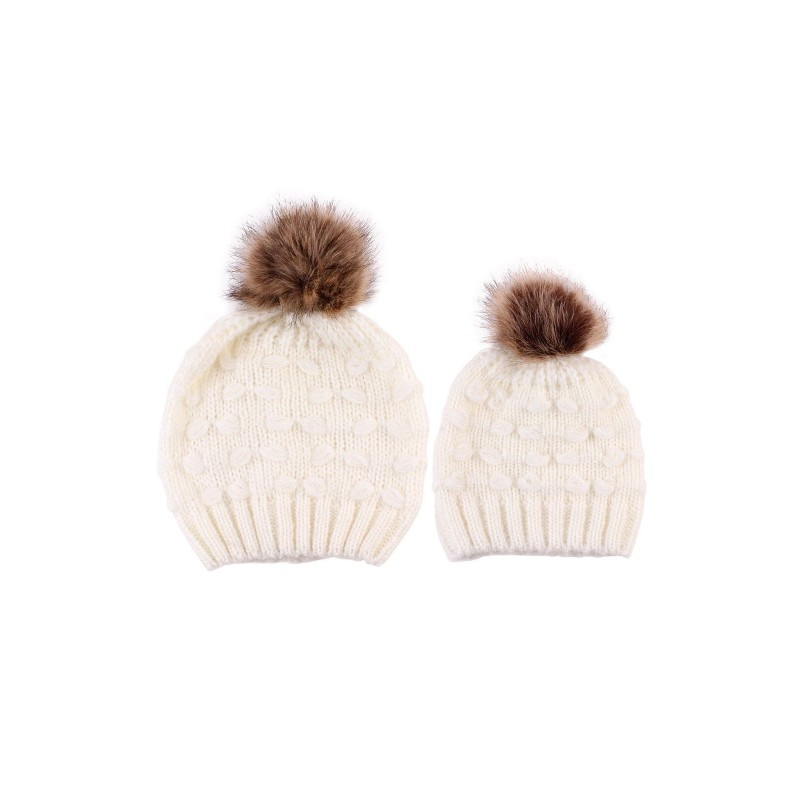 BONNETS PARENTS / ENFANTS NEIGE